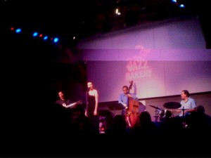 w/  Larry Koonse, Ryan McGillicuddy and Jason Harnell at Jazz Bakery