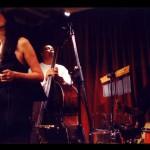 w/ Santi Debriano and Kahlil Kwame Bell atCornelia Street