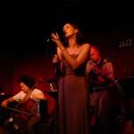 Jazz Standard debut w/ Dana Leong, JohnHart and Alex Heile, Marcello Pelliterri