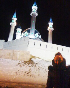 Kremlin, Kazan, 2012