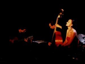 w/ Freddie Bryant and Darryl Hall at w/ Essiet Okon Essiet at Sweet Rhythm
