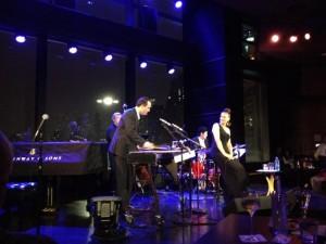 w/ Boris Kozlov, Christian Tamburr and Keita Ogawa at Dizzy's Club Coca Cola, 2013