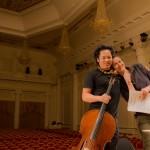w/ Dana Leong at Yekaterinburg Philharmonic