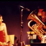 w/ Howard Johnson at Sweet Rhythm