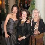 w/ Judi Silvano and Mona Heath  at the White House