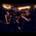 w/ Lew Soloff, Dana Leong and Saul Rubin at 55 Bar