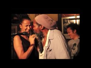 w/ Mansur Scott and Dana Leong at 55 Bar