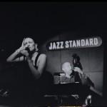 w/ Santi Debriano at Jazz Standard, 2008