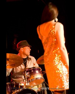 w/ Steve Hass, Jazz Bakery, 2011