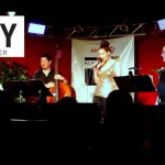 w/ Yotam Silberstein, Yasushi Nakamura, Lew Soloff at Rochester Jazz Festival, 2014