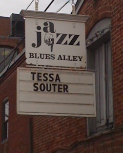 Blues Alley, DC
