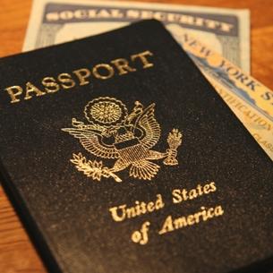 Citizenship page passport