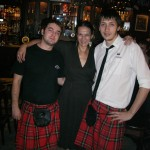 "w/ two ""celts"" in Scottish pub in the Urals, 2008"