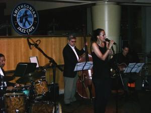 Smithsonian Jazz Cafe