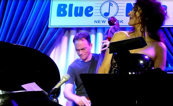 Tessa Souter Blue Note 2, June 2012