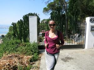 Accidentally trekking the Rock of Gibraltar in the  insane sun