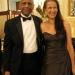 w/ Billy Drummond at Kennedy Center Honors for Sonny Rollins, 2011