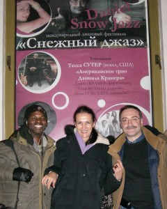 w/ Richie Goods and Daniel Kramer on my first tour of Siberia, 2009
