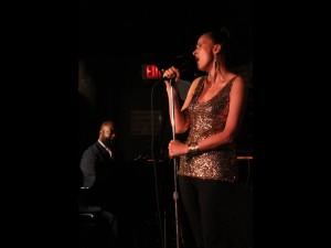 w/ Allyn Johnson at Blues Alley, 2014