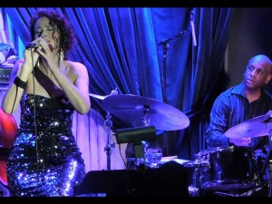 w/ Billy Drummond at Blue Note, 2012