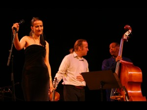The Moscow International w/ Christian Howes and Sant Debriano at MIPAC, Moscow, 2008