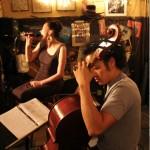 w/ Dana Leong at 55 Bar
