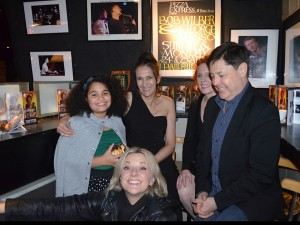 w/ Delilah Rose Bravo Correa, Lynne Arriale and Claire Martin