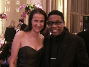 w/ Herbie Hancock at Kennedy Center Honors