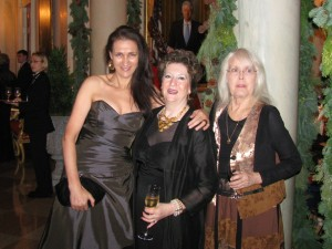 w/ Judi Silvano and Mona Heath  at the White House
