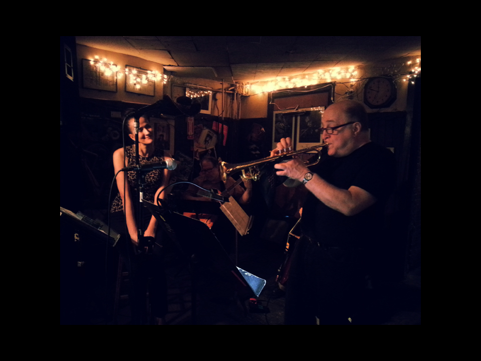w/ Lew Soloff, Dana Leong and Saul Rubin at 55 Bar