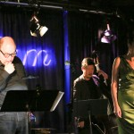 w/ Pete McCann, Lew Soloff, Yasushi Nakamura and Billy Drummond at Iridium, 2014