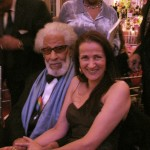 w/ Sonny Rollins at Kennedy Center Honors