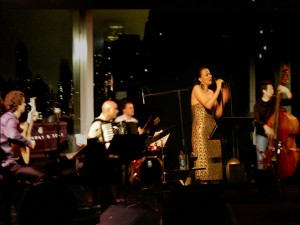 w/ my Obsession band at Dizzy's Club Coca Cola, 2009