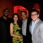w/ my band at Jazz Kitchen, Indianapolis Zach Lapidus, Frank Smith and Kenny Phelps